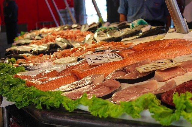 Foods in Venice