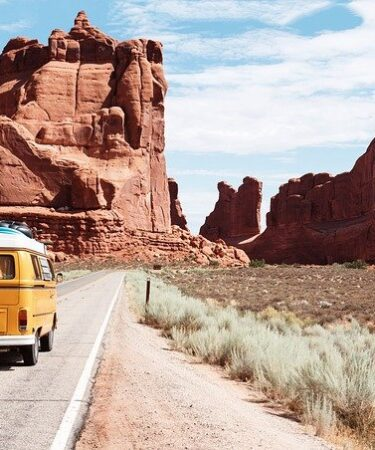 Top 5 Cities in The US to Move or Travel